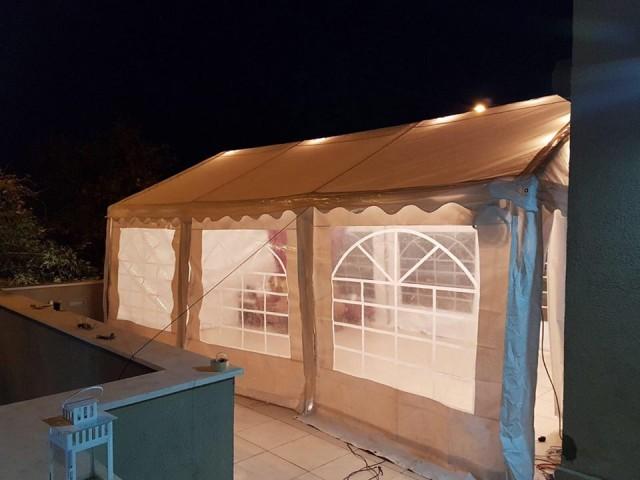 אוהלים לאירועים , מכירת אוהלים