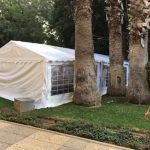 אוהלים למכירה , השכרת אוהלים