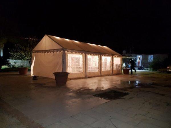 קניית אוהלי אבלים