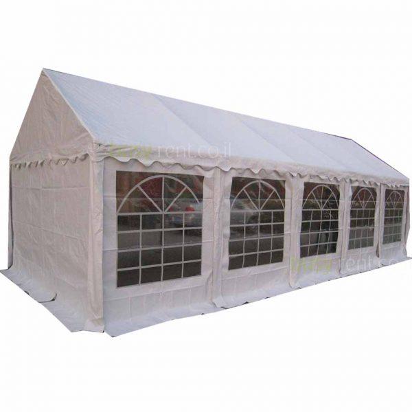 השכרת אוהלים לאירועים 4X10