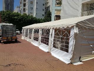 אוהלים גדולים למכירה
