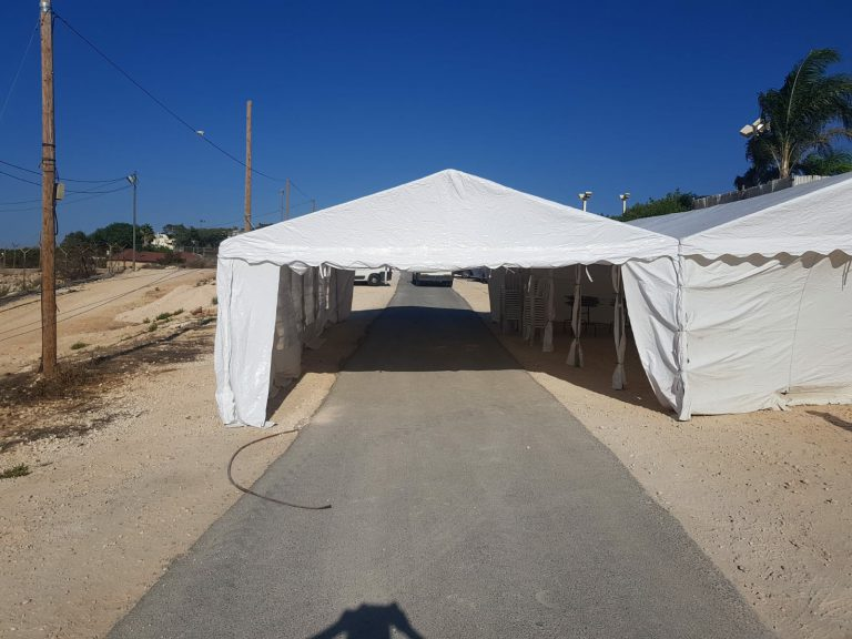 השכרת אוהלי אבלים