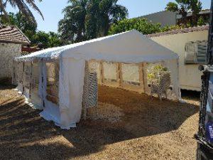 אוהלים למכירה מחיר