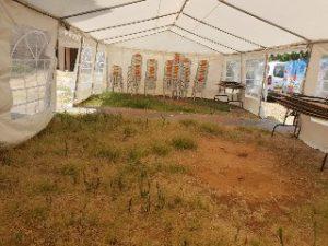 אוהלי PVC מחיר