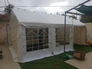 אוהלים להשכרה, אוהלים למכירה